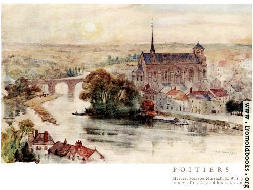 [Picture: Poitiers.]