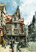 John Knox's House, High Street