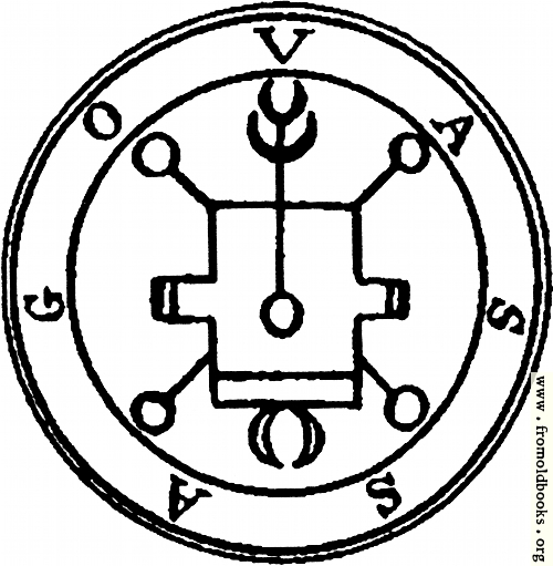 [Picture: 3. Seal of Vassago]