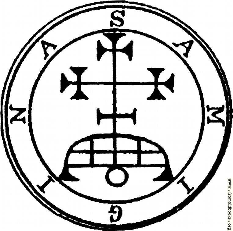 [Picture: 4. Seal of Gamigin.]