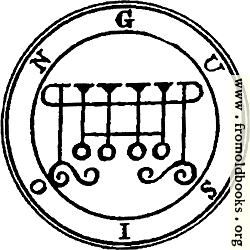 [Picture: 11. Seal of Gusion.]