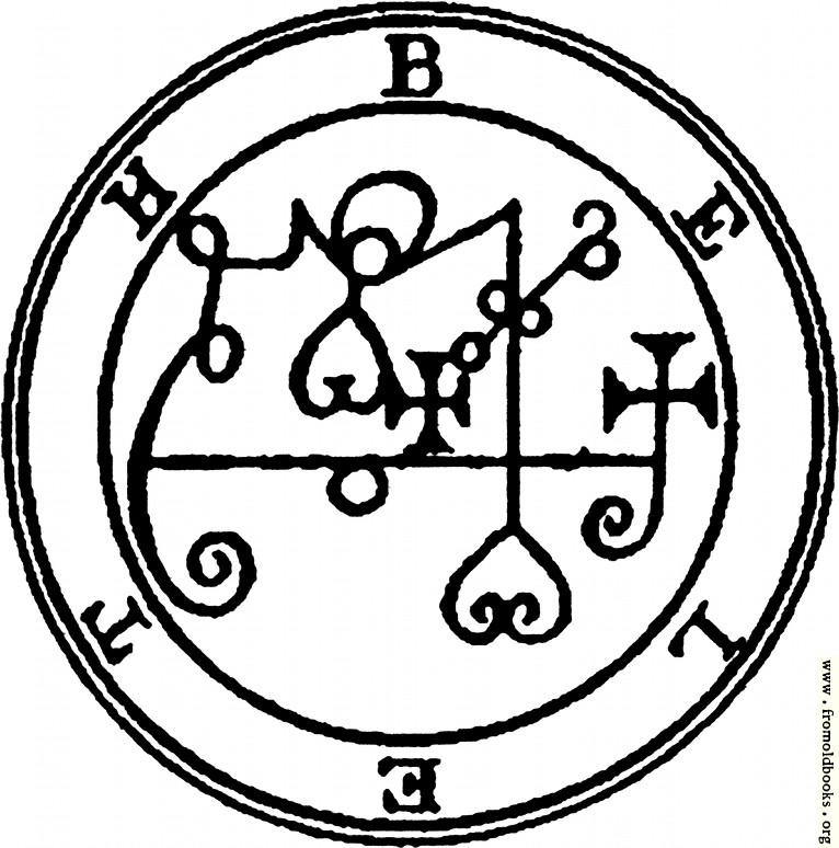 [Picture: 13. Seal of Beleth.]