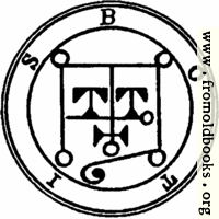 [Picture: 17. Seal of Botis.]