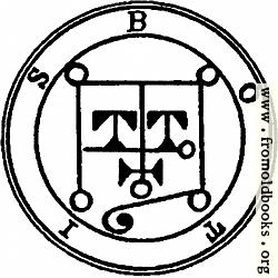 [Picture: 17. Seal of Botis.]