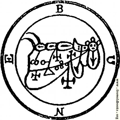 [Picture: 26. Seal of Bune (or Bine), Second Form.]