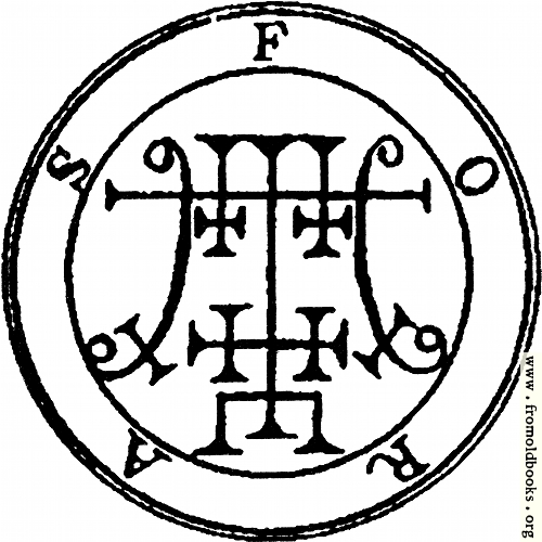 [Picture: 31. Seal of Foras.]