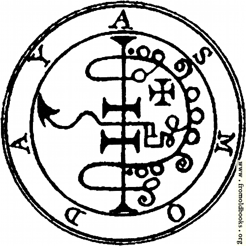 [Picture: 32. Seal of Asmoday]