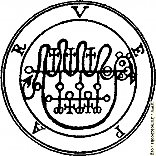 [Picture: 42.  Seal of Vepar, or Vephar.]