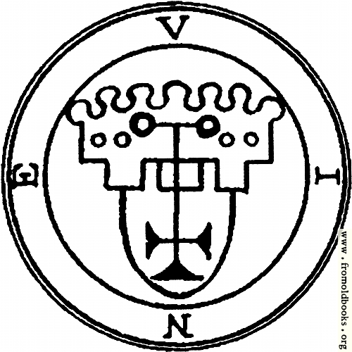 [Picture: 45. Seal of Vine.]
