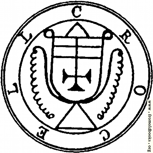 [Picture: 49. Seal of Crocell.]