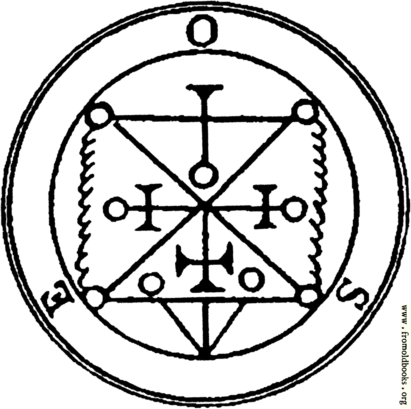 Search Results Items Matching Symbols Taken From The Goetia The