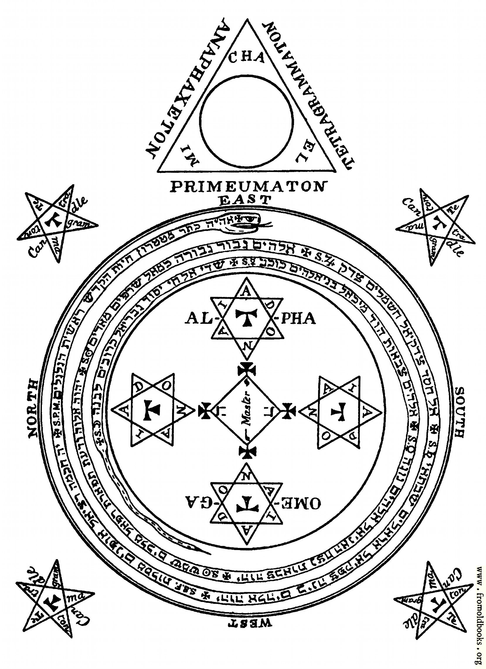 Magical circle of king solomon 1658x2283 547k jpg free download biocorpaavc Images