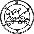 [picture: 13. Seal of Beleth (second version).]