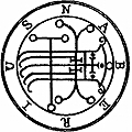 [picture: 24. Seal of Naberius.]