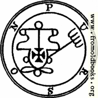 [picture: 20. Seal of Purson.]