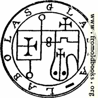 [picture: 25. Seal of Labolas.]