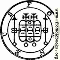 [picture: 30. Seal of Forneus.]