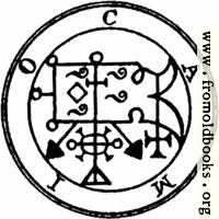 [picture: 53. Seal of Camio, or Caïm.]