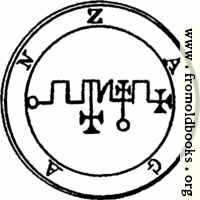 [picture: 61. Seal of Zagan.]
