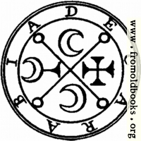 [picture: 69. Seal of Decarabia.]