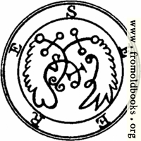 [picture: 70. Seal of Seere, Sear, or Seir (1).]