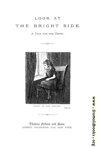 [Picture: Title Page, Look at the Bright Side]