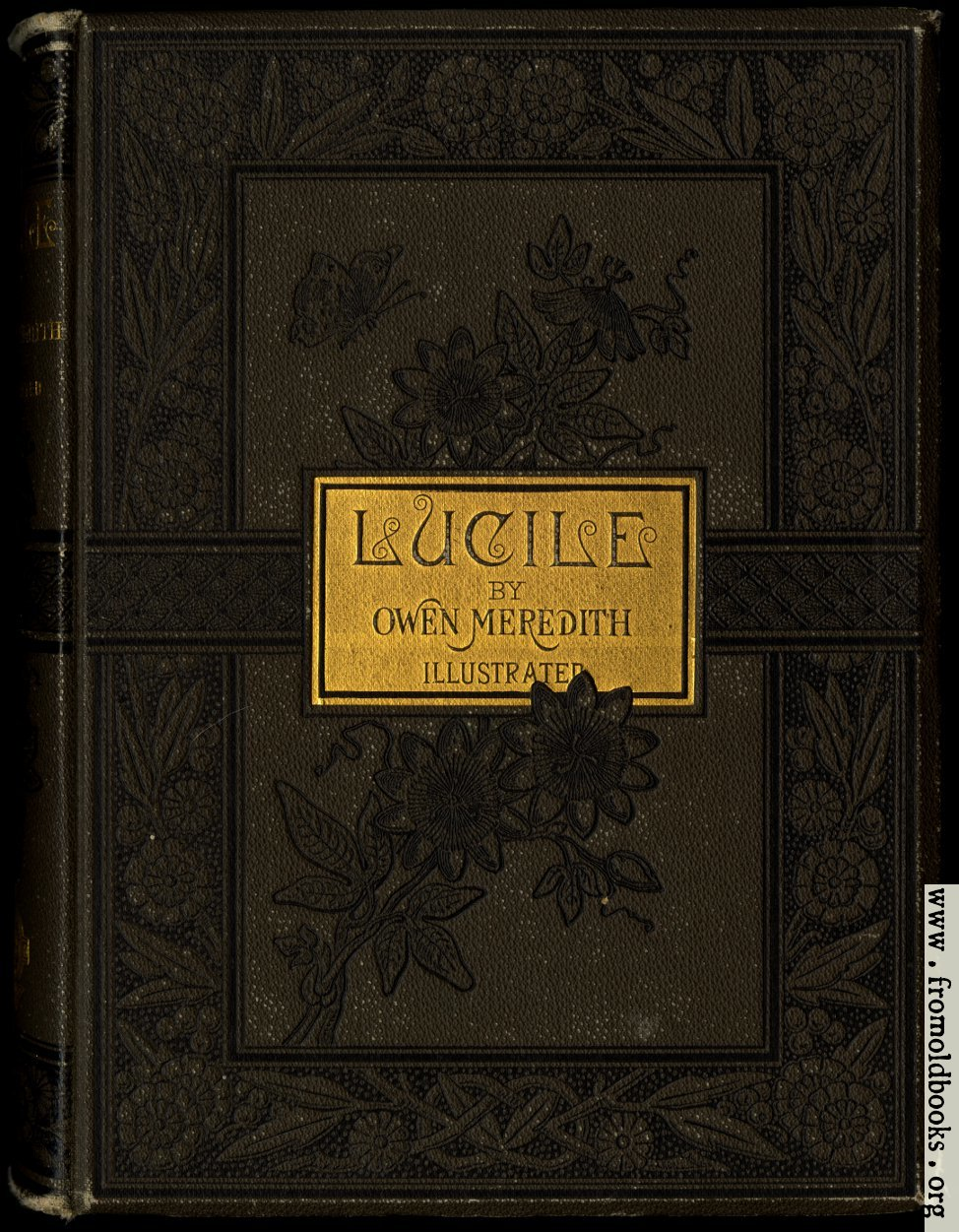 [Picture: Front Cover, Lucille]