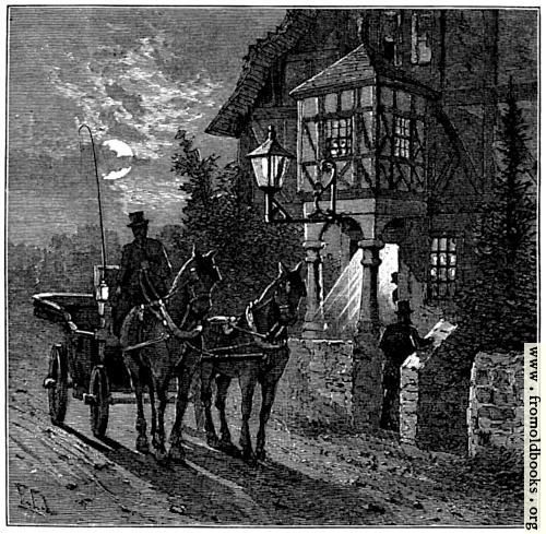 [Picture: Exterior of a German Inn]