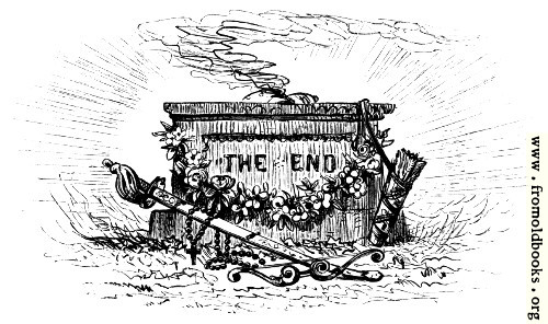 [Picture: The End.]