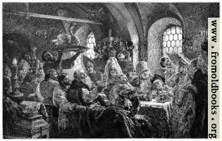 [picture: A Boyar Wedding Feast]