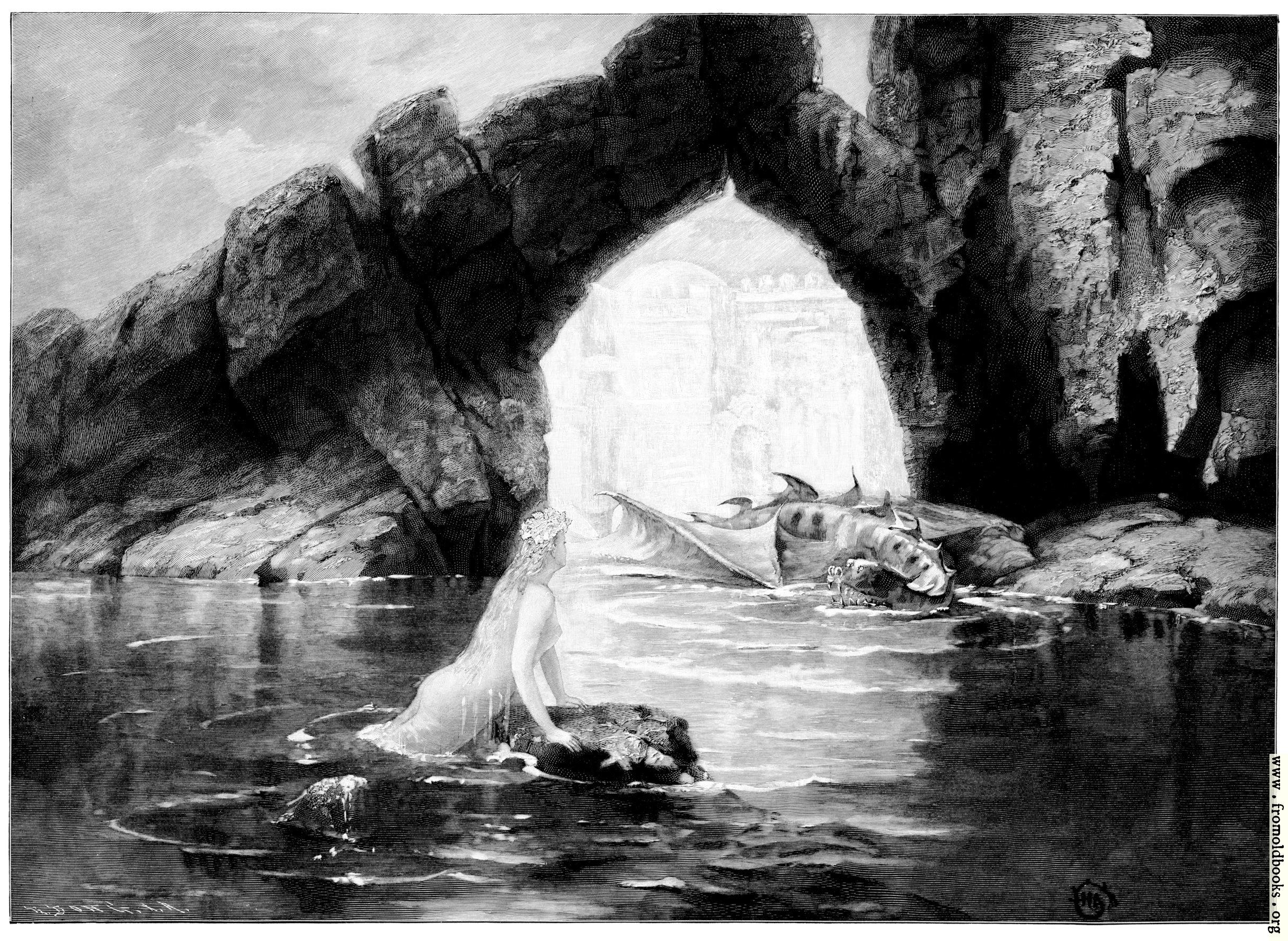 [Picture: H Hendrich: Sea Fables]