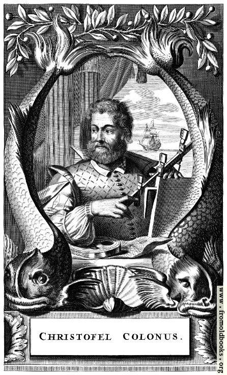 [Picture: Christofel Cololus [Christopher Columbus]]
