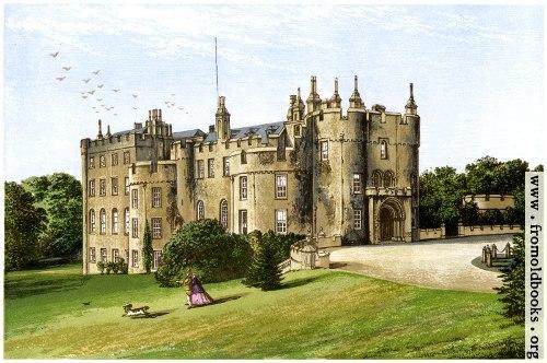 [Picture: Picton Castle.– Pembrokeshire.]