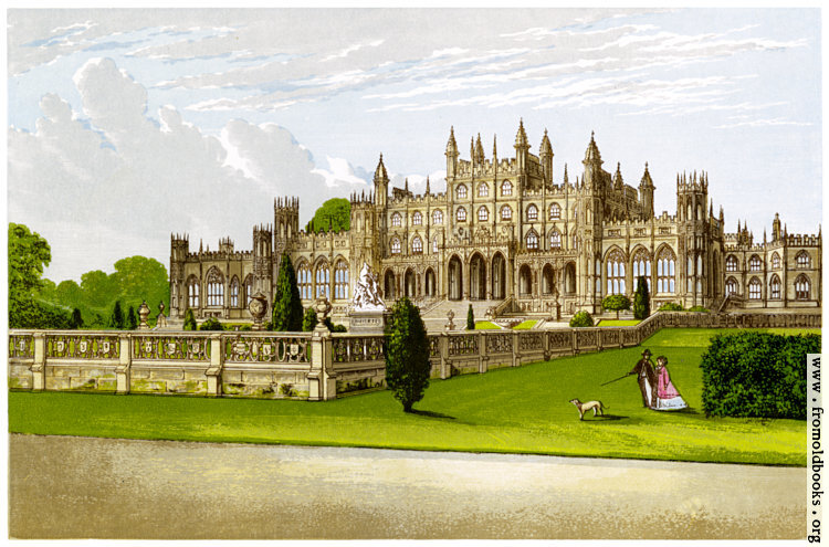 [Picture: Eaton Hall.—Duke of Westminster]