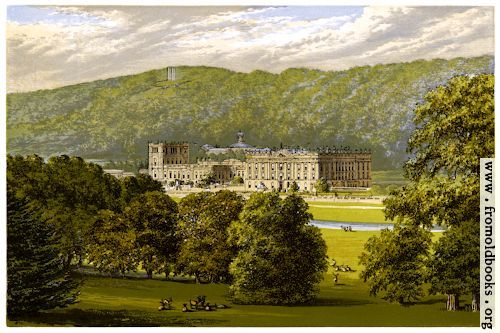 [Picture: Chatsworth.]