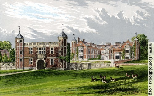[Picture: Charlecote.]