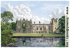 [Picture: Newstead Abbey]