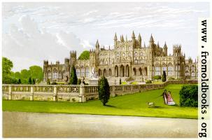 [picture: Eaton Hall.---Duke of Westminster]