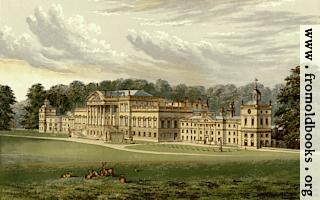 [picture: Wentworth Woodhouse.]