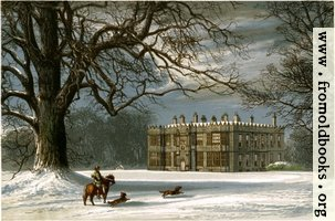 [picture: Howsham Hall.]