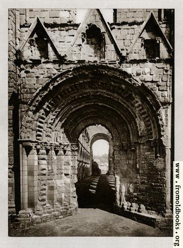 [Picture: Jedburgh Abbey]