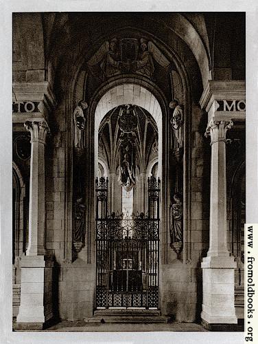 [Picture: The Sanctuary, National War Shrine, Edinburgh]