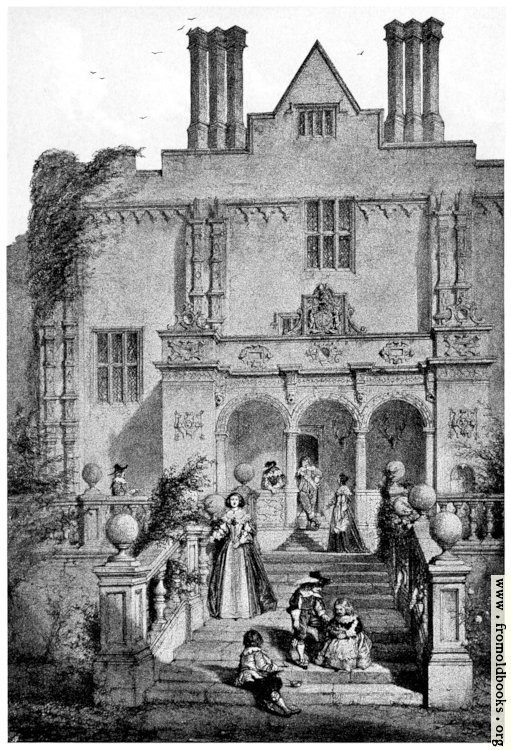 [Picture: Cranbourne House, Dorset]
