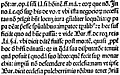Detail from verso, showing the letter-forms.