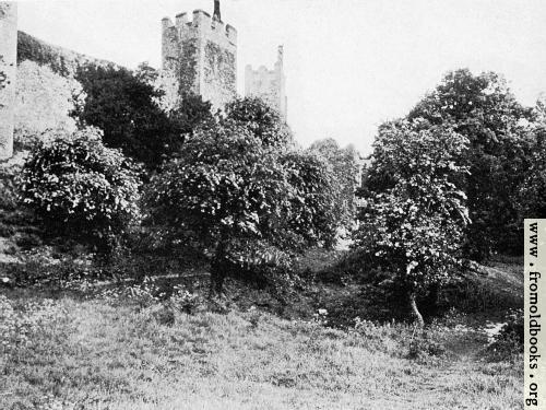 [Picture: Old Framlingham]
