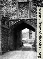 [Picture: Framlingham Gate]