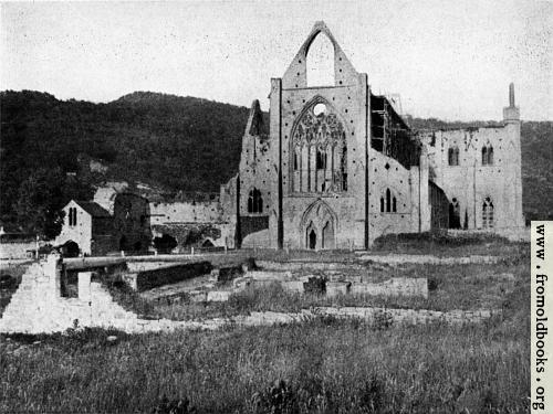 [Picture: Tintern Abbey]