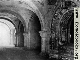 [Picture: A Cathedral Crypt]