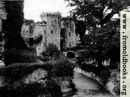 [picture: Old Moat of Raglan]