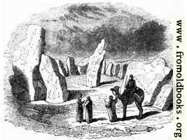7.—Druidical Circle at Darab